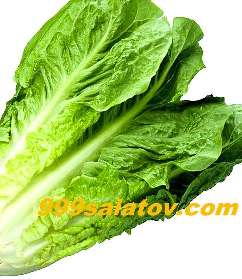 Польза и ценность салата